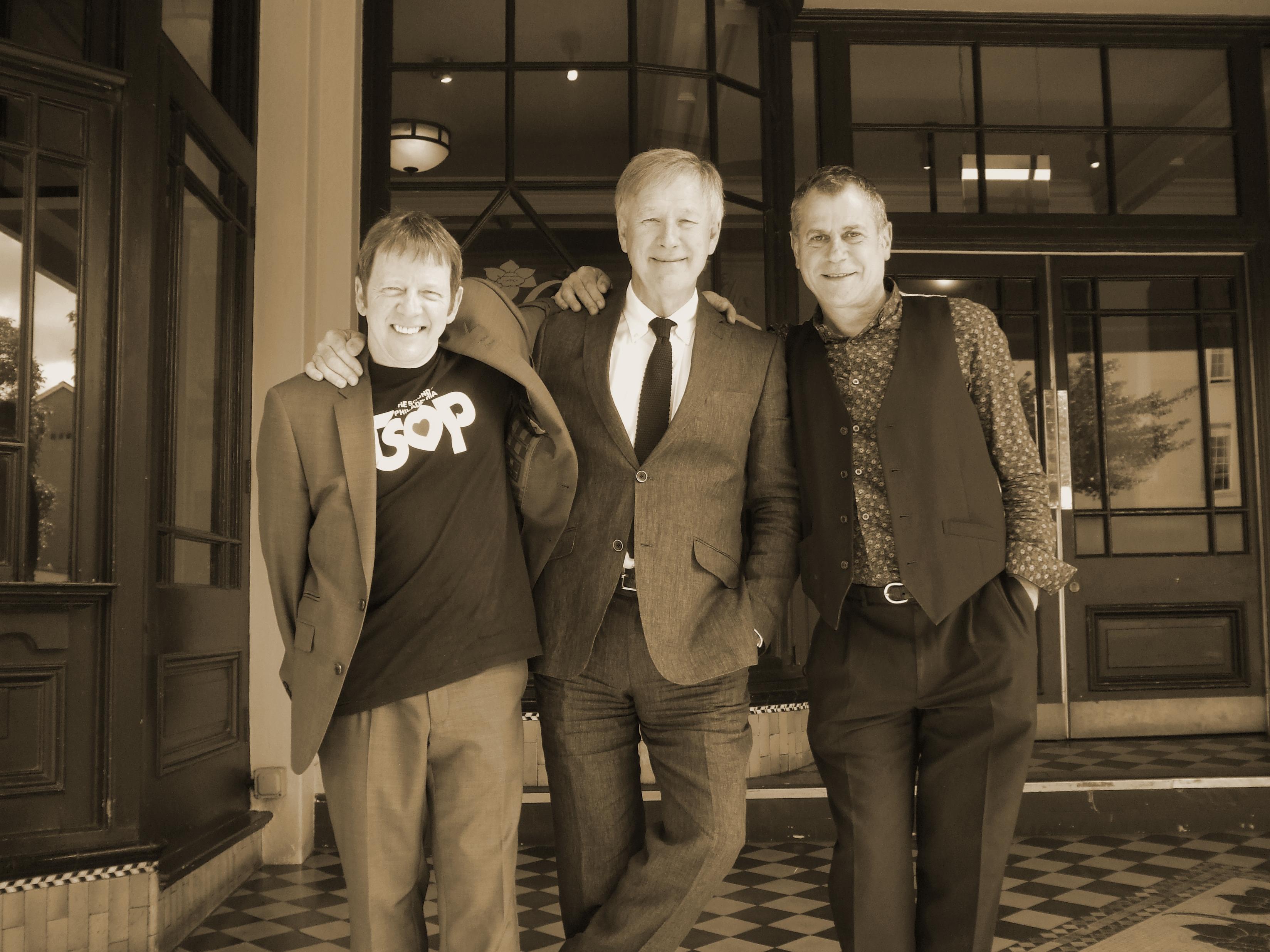 Elliot Kelly Tabis Trio